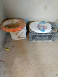 Vende-se um vaso sanitário novo