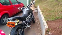 Yamaha mt 09 - 2015