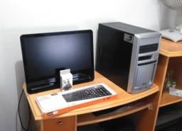 PC Intel Completo , 4GB , HD 500 , LED 20 , ETC