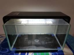 Aquário HAILEA E25 LED. APX 20 LITROS