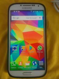 Galaxy S4 4G - 16 gb memoria + 2 Giga de Ram
