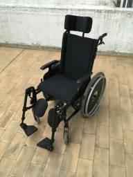 Cadeira de Rodas Ortobras Reclinável