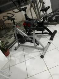 Bike spinning