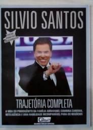 Silvio Santos Revista Te Contei Grandes Ídolos Especial