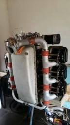Avião Motor - 1998
