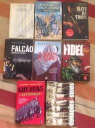 Livros diversos muito bons