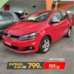 Fox Rock Rio 1.6 MSI 2016 Completo - 2016
