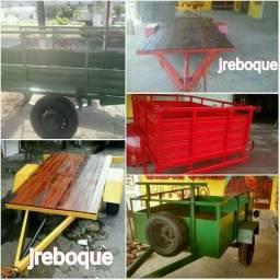 Trabalhamos com reforma fabricação e aluguel de reboque