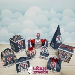 Kit's para aniversário (Lêeh Arteliê)