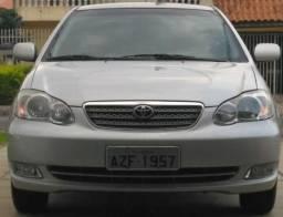 Vendo Corolla XLI 2008 - 84000 KM - Extremamente Novo - 2008