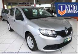 RENAULT SANDERO 2016/2016 1.0 AUTHENTIQUE 16V FLEX 4P MANUAL - 2016