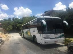 Fretamentos e locações de ônibus - 2000