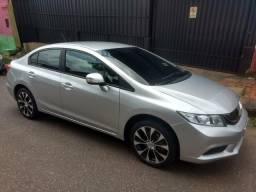Honda Civic lxr 2.0 automático 2015 - 2015
