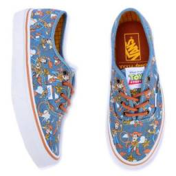 bd58536308d Tênis Vans Toy Story Woody Authentic de colecionador