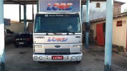 Ford cargo 816 2013/2013 com baú - 2013