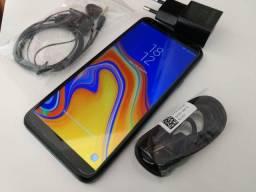 J4+ espelhado lançamento da Samsung aparelho lindo