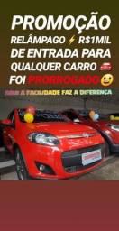 Loja SHOW!! R$1MIL DE ENTRADA(PALIO SPORTING AUTOMÁTICO 2013)