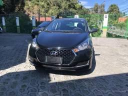 Hyundai HB20 1.0 Preto Completo 2019 IPVA 2021 Grátis
