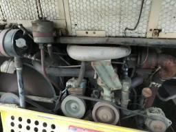 Motor mercedes benz completo 0 355 la funcionando - 1986