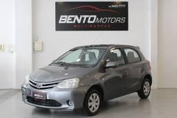 Toyota Etios 1.3 XS - Único Dono - Impecável
