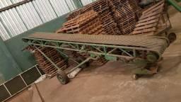 Esteira para Sacaria Transportadora Tipo Dala - 6mts