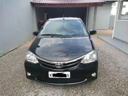 Toyota Etios XLS Sedan 2017 Automático. Abaixo da FIPE - 2017