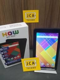Tablet How HT-705 Novo  GB Android 9! Parcela no cartão em até 10x com taxas