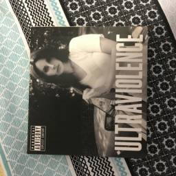 Lana Del Rey - Ultraviolence (CD Original) comprar usado  Rio de Janeiro