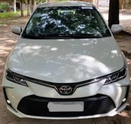 Corolla Novo 2020 Xei Branco Perolizado - 2020