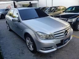 Mercedes Benz C180, Blindado 3A, Completo, Automatico, Ipva 2020 pago - 2012