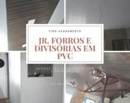 Jr Forros e Divisórias em PVC