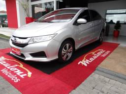 HONDA CITY SEDAN LX-AT 1.5 16V FLEX 4P - 2016