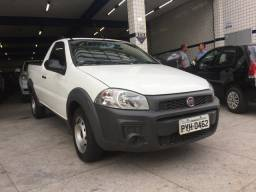 Fiat strada 1.4 working cs 8v flex 2p manual - 2016
