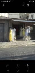 Repasse de loja de roupas