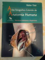 Livro de anatomia...