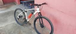 Bike de trilha  semi nova