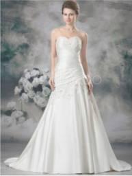 Usado, Vestido de noiva comprar usado  Caroebe