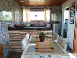 Sensacional casa na Ilha de Campinho com vista mar, lindo pôr do sol