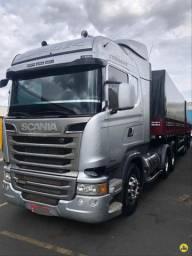 Scania 480 6x4 ano 2014 engatado em Bitrem Randon ano 2014.