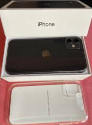 IPhone 11 256 GB Com NF. Leia