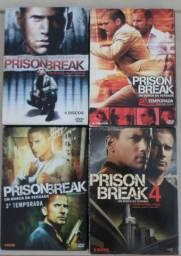 Seriado Prison Break DVD Completo