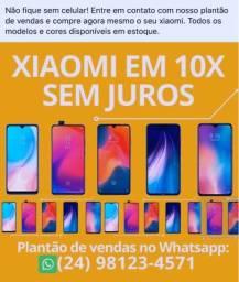 Celular Xiaomi todos modelos