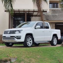 VW Amarok Highline CD 2.0 4x4 Diesel *Placa i* *único dono* *Apenas 18.000 km