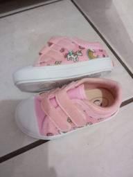 2 sapato menina