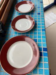 3 pratos