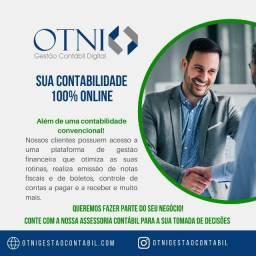 Serviço de contabilidade 100% Online
