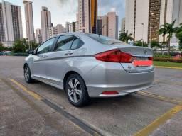 Título do anúncio: Honda City Exl Aut Prata (Versão Top)