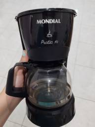 Cafeteria elétrica Mondial Pratic 14