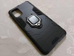 Capa Anti Impacto 4em1 Suporte Anel 360 Samsung Galaxy A71