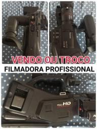 Título do anúncio: filmadora profissional Full hd